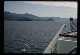 On Approach to Haida Gwaii