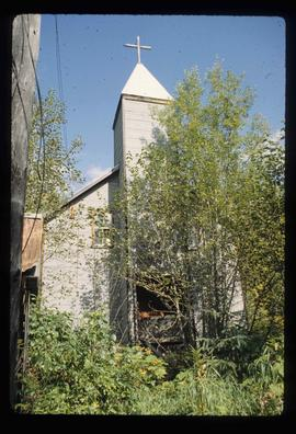 Catholic Church in Penny, B.C.