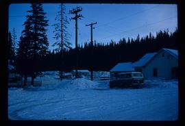 Upper Fraser - Towards Trailer Camp