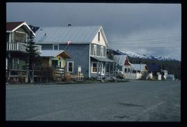 Atlin - Back Street
