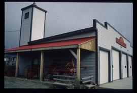 Atlin - Fire Hall