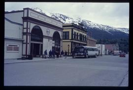 Atlin - Bus Depot