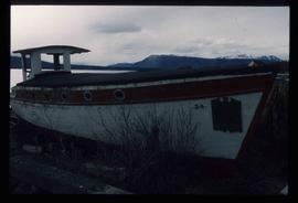 Atlin - Old Boat