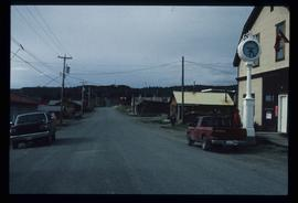 Atlin - Main Street