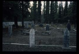 Atlin Cemetery - Graves
