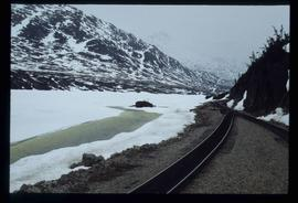 Railway - Near Summit