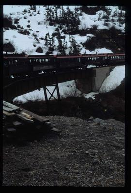 White Pass Train - Bridge