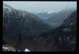 View Down to Skagway