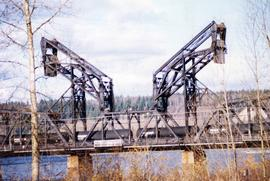 CN Fraser River Bridge, Prince George