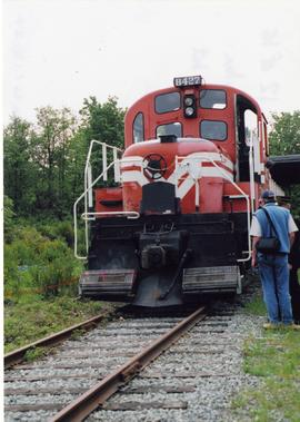 Switching locomotive