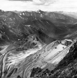 1961 - Bench Mining, North West View