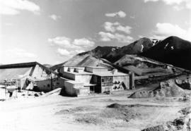 1961 - Mill, Rock Storage, & Tailings