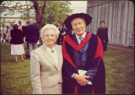 Ray and Gladys Williston at UBC
