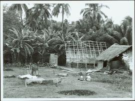 Bangladesh : House under construction