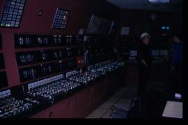 Pulpmill - General - Control room