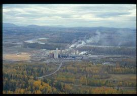 Pulpmill - General - Pulp Mill aerial