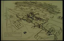 Pulpmill - Expansion Project - Pulp mill construction - preliminary sketch of proposed mill layout