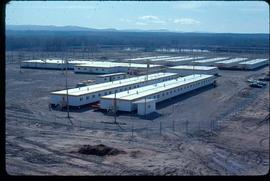 Pulpmill - Expansion Project - Pulp mill construction -  camp construction buildings