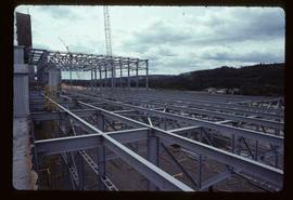 Pulpmill - Expansion Project - steel work construction