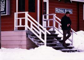 Community Album - Royal Bank, Cassiar BC