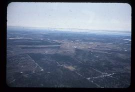 Communities - General - Aerial of Vanderhoof airstrip