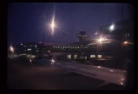 Communities - General - Vancouver airport at night