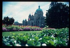 Communities - General - Victoria Legislative Buildings
