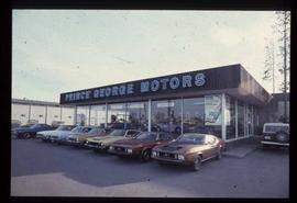 Community - Prince George -  Fred Walls (Prince George Motors)