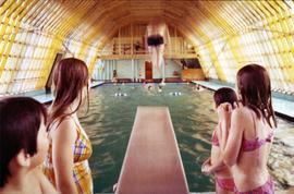 Community Album - Children in Indoor Swimming Pool
