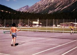 Community Album - Outdoor Tennis Court