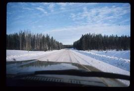 Woods Division - Roads - En route to CP 65, Hart Highway
