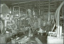 Workplace Album - Ruston Engines in Power House