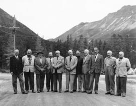 Directors in Cassiar Valley, Group of 11