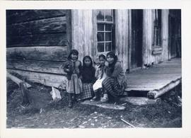 Ready to school.  Fort Babine