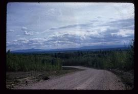 Road from [Fort Saint] James to Vanderhoof