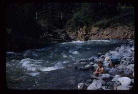 Salmon River - Barby