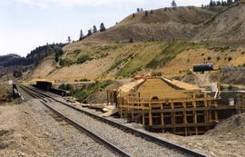 Girder bridge on the CNR Okanagan Branch