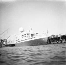 "Weather ship ""Vancouver"""