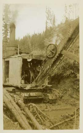 Steamshovel
