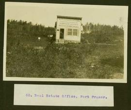 Real Estate Office, Fort Fraser