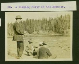 A fishing party on the Nechako