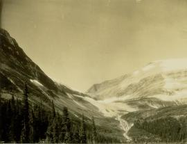 North side of Mt. Petrie, near Dimsdale Lakes