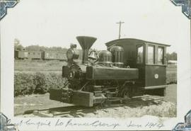 First engine to Prince George