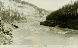 Canyon, Hudson's Hope