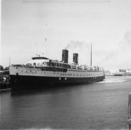 "CPR ship ""SS Princess Marguerite"""