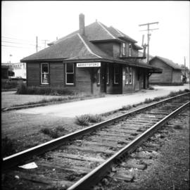 Abbotsford CPR depot