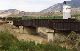 Replacement rail bridge