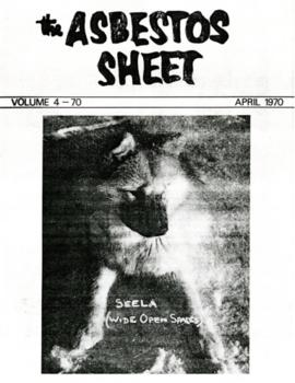 The Asbestos Sheet Apr. 1970