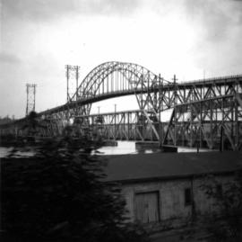Patullo Bridge, New Westminster