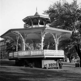Bandstand in English Bay